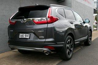 2018 Honda CR-V RW MY18 VTi-LX 4WD Modern Steel 1 Speed Constant Variable Wagon