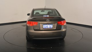 2011 Kia Cerato TD MY11 S Bronze 6 Speed Manual Sedan