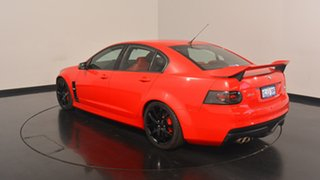 2006 Holden Special Vehicles GTS E Series Red 6 Speed Sports Automatic Sedan.