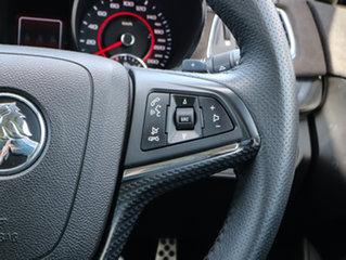 2015 Holden Commodore VF II MY16 SS V Redline Black/Grey 6 Speed Sports Automatic Sedan