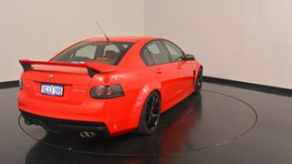 2006 Holden Special Vehicles GTS E Series Red 6 Speed Sports Automatic Sedan