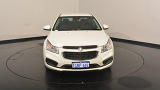 2015 Holden Cruze JH Series II MY15 Equipe White 6 Speed Sports Automatic Sedan
