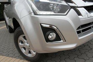 2019 Isuzu D-MAX MY19 LS-M Crew Cab Obsidian Grey 6 Speed Sports Automatic Utility.
