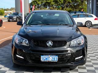 2015 Holden Commodore VF II MY16 SS V Redline Black/Grey 6 Speed Sports Automatic Sedan.