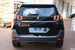2019 Peugeot 5008 P87 MY20 GT Line Black 6 Speed Automatic Wagon