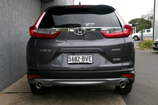 2018 Honda CR-V RW MY18 VTi-LX 4WD Modern Steel 1 Speed Constant Variable Wagon.