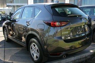 2020 Mazda CX-5 KF2W7A Maxx SKYACTIV-Drive FWD Titanium Flash 6 Speed Sports Automatic Wagon.