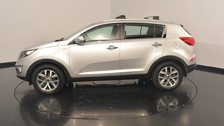 2014 Kia Sportage SL Series II MY13 SLi Silver 6 Speed Sports Automatic Wagon
