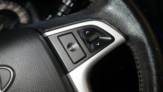 2011 Hyundai Accent RB Premium Ocean Blue 4 Speed Sports Automatic Sedan