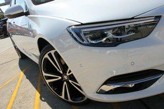 2019 Holden Calais ZB MY19 V Liftback AWD Abalone White 9 Speed Sports Automatic Liftback.