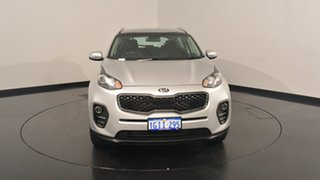 2017 Kia Sportage QL MY17 Si 2WD Sparkling Silver 6 Speed Sports Automatic Wagon
