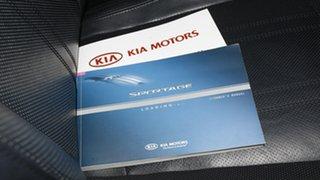 2011 Kia Sportage SL Platinum White 6 Speed Sports Automatic Wagon