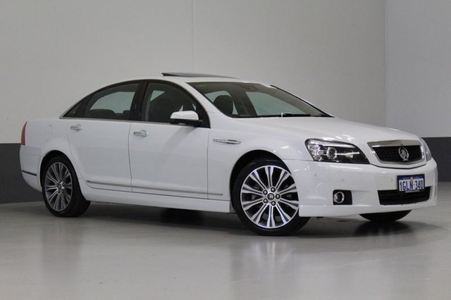 Used Holden Caprice WN V, 2014 Holden Caprice WN V White 6 Speed Auto Active Sequential Sedan