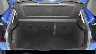 2013 Ford Focus LW MKII Sport PwrShift Winning Blue 6 Speed Sports Automatic Dual Clutch Hatchback