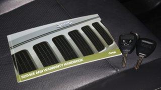 2011 Jeep Cherokee KK MY11 Limited Black 4 Speed Automatic Wagon