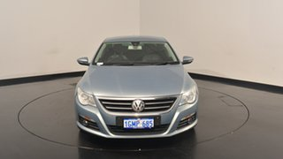 2010 Volkswagen Passat Type 3CC MY10 125TDI DSG CC Blue 6 Speed Sports Automatic Dual Clutch Coupe