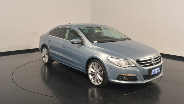 Used Volkswagen Passat Type 3CC MY10 125TDI DSG CC, 2010 Volkswagen Passat Type 3CC MY10 125TDI DSG CC Blue 6 Speed Sports Automatic Dual Clutch Coupe