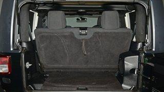 2012 Jeep Wrangler JK MY2012 Sport Black 6 Speed Manual Softtop