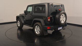 2012 Jeep Wrangler JK MY2012 Sport Black 6 Speed Manual Softtop.