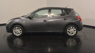 2016 Nissan Pulsar C12 Series 2 ST Grey 1 Speed Constant Variable Hatchback.