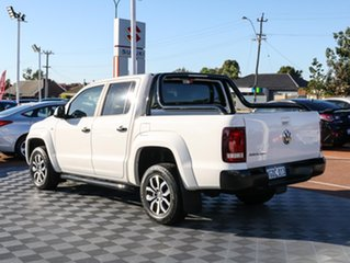 2015 Volkswagen Amarok 2H MY16 TDI420 4MOTION Perm Canyon White 8 Speed Automatic Utility