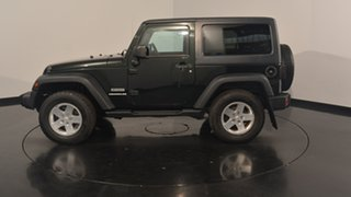 2012 Jeep Wrangler JK MY2012 Sport Black 6 Speed Manual Softtop.