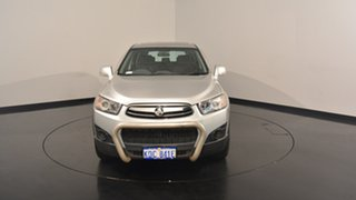 2013 Holden Captiva CG MY13 7 SX Silver 6 Speed Sports Automatic Wagon