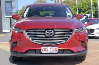 2018 Mazda CX-9 TC Touring SKYACTIV-Drive Soul Red Crystal 6 Speed Sports Automatic Wagon