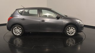 2016 Nissan Pulsar C12 Series 2 ST Grey 1 Speed Constant Variable Hatchback