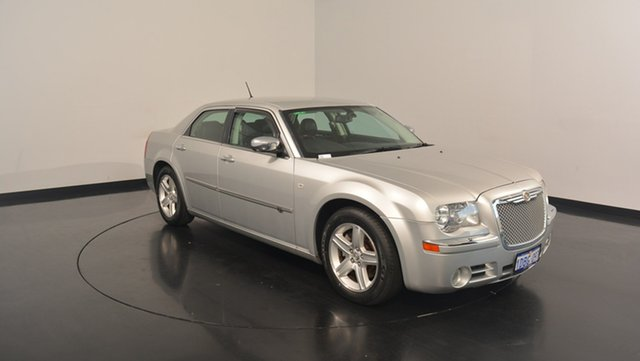 Used Chrysler 300C MY2009 , 2009 Chrysler 300C MY2009 Bright Silver 5 Speed Sports Automatic Sedan