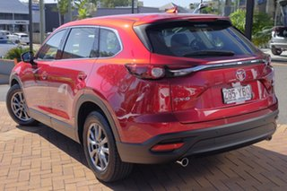2018 Mazda CX-9 TC Touring SKYACTIV-Drive Soul Red Crystal 6 Speed Sports Automatic Wagon.
