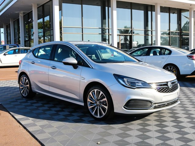 Used Holden Astra BK MY17 RS-V, 2017 Holden Astra BK MY17 RS-V Nitrate 6 Speed Manual Hatchback