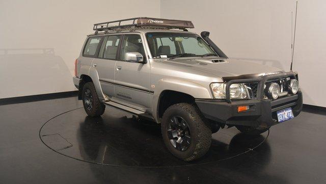 Used Nissan Patrol GU 7 MY10 ST, 2010 Nissan Patrol GU 7 MY10 ST Silver 4 Speed Automatic Wagon