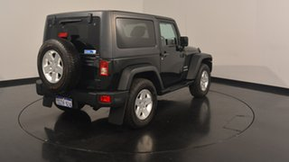 2012 Jeep Wrangler JK MY2012 Sport Black 6 Speed Manual Softtop