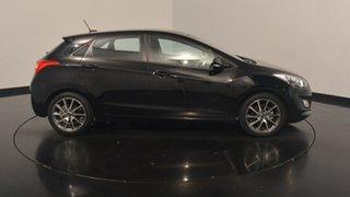 2015 Hyundai i30 GD3 Series II MY16 Elite Black 6 Speed Manual Hatchback