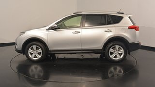 2014 Toyota RAV4 ZSA42R MY14 GXL 2WD Silver 7 Speed Constant Variable Wagon.