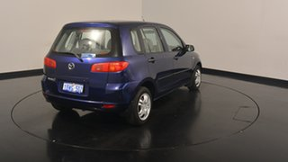 2002 Mazda 2 DY10Y1 Neo Blue 4 Speed Automatic Hatchback