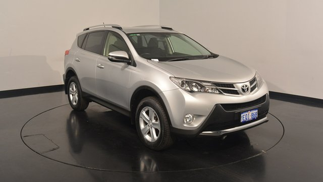 Used Toyota RAV4 ZSA42R MY14 GXL 2WD, 2014 Toyota RAV4 ZSA42R MY14 GXL 2WD Silver 7 Speed Constant Variable Wagon