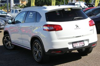 2014 Peugeot 4008 MY15 Active 2WD White 6 Speed Constant Variable Wagon.
