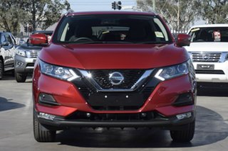 2020 Nissan Qashqai MY20 ST-L Magnetic Red Continuous Variable Wagon