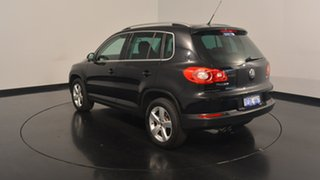 2009 Volkswagen Tiguan 5N MY09 147TSI 4MOTION Black 6 Speed Sports Automatic Wagon.