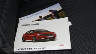 2017 Kia Cerato YD MY18 S Temptation Red 6 Speed Sports Automatic Hatchback
