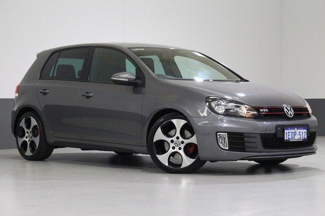 Used Volkswagen Golf 1K MY13 GTi, 2013 Volkswagen Golf 1K MY13 GTi Grey 6 Speed Direct Shift Hatchback