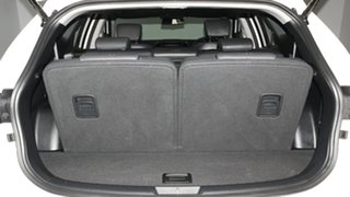 2016 Hyundai Santa Fe DM3 MY16 Elite Creamy White 6 Speed Sports Automatic Wagon