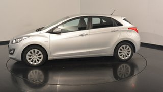 2015 Hyundai i30 GD3 Series II MY16 Active Sleek Silver 6 Speed Sports Automatic Hatchback.