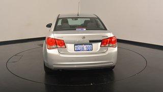 2015 Holden Cruze JH Series II MY15 Equipe Silver 6 Speed Sports Automatic Sedan