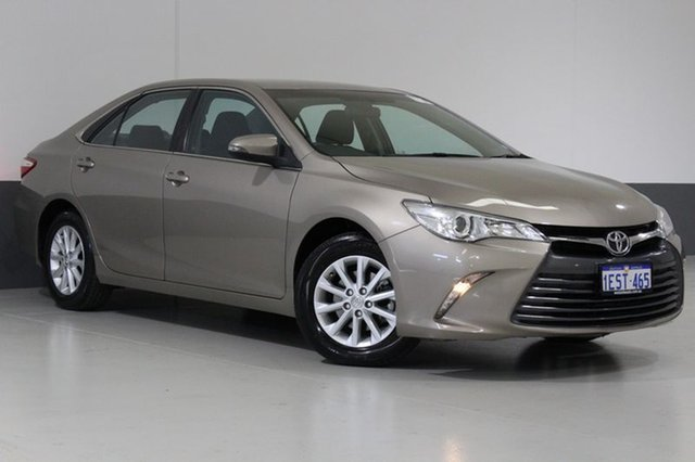 Used Toyota Camry ASV50R MY15 Altise, 2015 Toyota Camry ASV50R MY15 Altise Brown 6 Speed Automatic Sedan