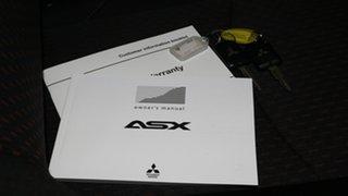 2017 Mitsubishi ASX XC MY17 LS 2WD Starlight 6 Speed Constant Variable Wagon