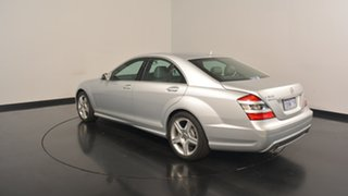 2006 Mercedes-Benz S350 W221 MY07 Silver 7 Speed Automatic Sedan.