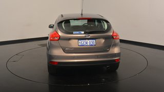 2016 Ford Focus LZ Trend Lunar Sky 6 Speed Automatic Hatchback